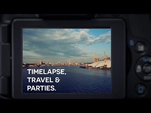 Shooting Timelapse through Windows! / Travel Vlog