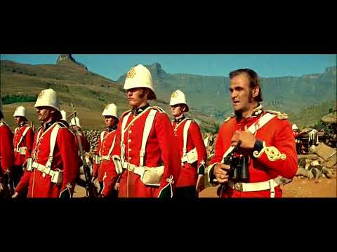 "Zulu 1964 Battle With ""The British Grenadiers"" March"