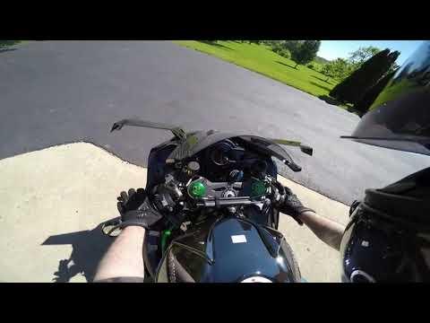 Street Legal Kawasaki Ninja H2R- The Lost Motovlogs