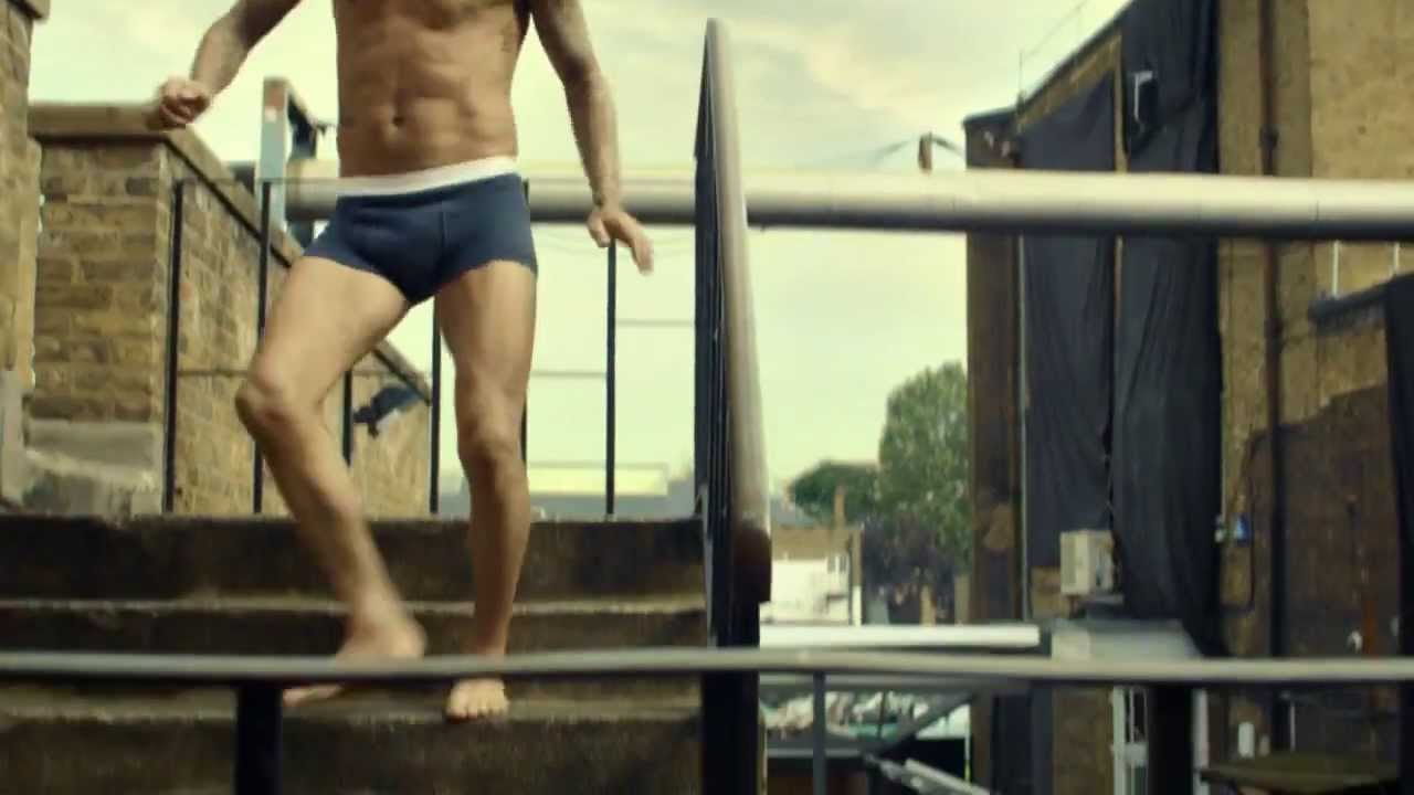 David Beckham for HM    Campaign Film