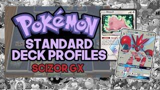 Scizor-GX / Lost Thunder │Pokemon TCGO Standard Deck Profiles w/Johnny GB