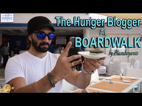 The Hunger Blogger | Travel Diaries | Alibag | Boardwalk By Flamboyante