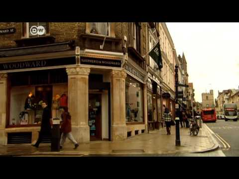 A Visit to Oxford, England | Euromaxx city