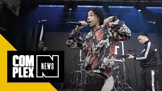 YBN Nahmir Calls Out Rappers With Face Tattoos