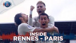 Download Video INSIDE - RENNES vs PARIS SAINT-GERMAIN MP3 3GP MP4