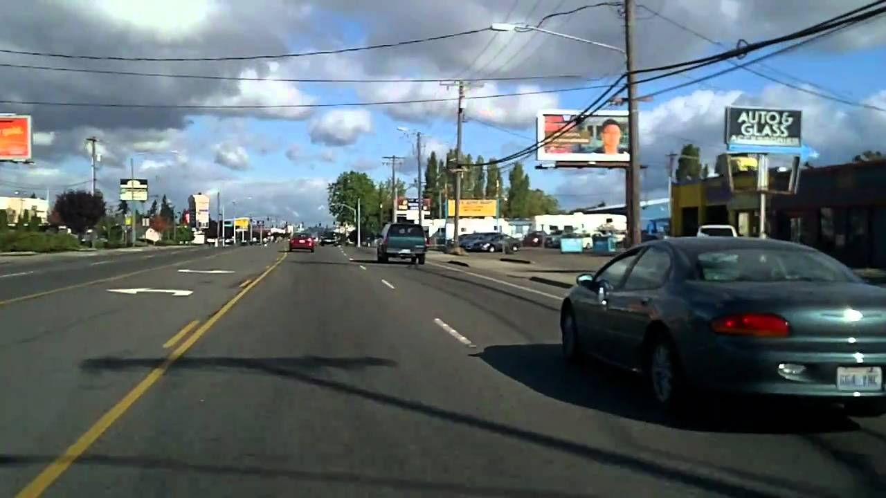 Trip Down South Tacoma Way Lakewood Wa Youtube