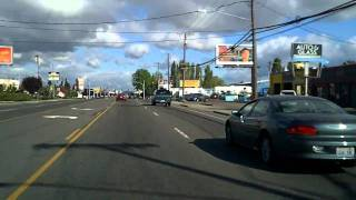 trip down South Tacoma way, lakewood wa