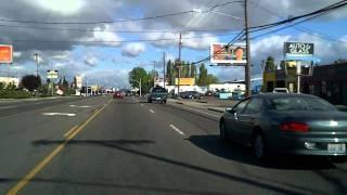 trip down South Tacoma way, lakewood wa