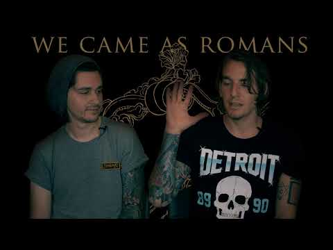 We Came As Romans - Andy & Joshua talk new beginnings (OFFICIAL INTERVIEW #5)