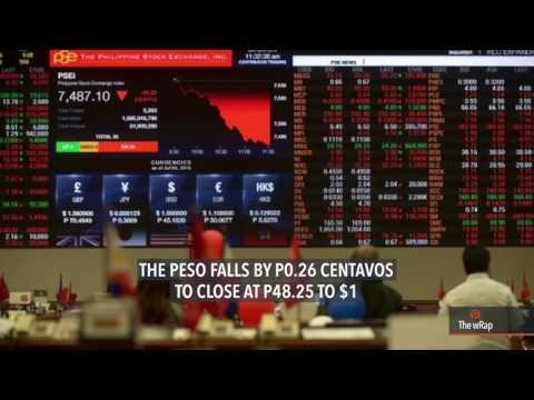 Peso hits 7-year low vs US dollar