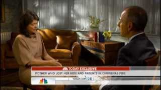Today Show Matt Lauer Interview with Madonna Badger 6-21-12