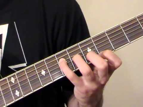Mr Sandman Intro Theme Guitar Lesson