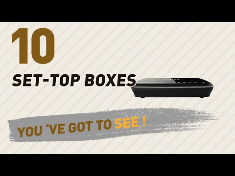 Home Cinema, Tv & Video - Set-Top Boxes, Best Sellers 2017 // Amazon UK Electronics