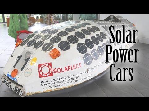 Studying STEM | Inspiring Solar Vehicles