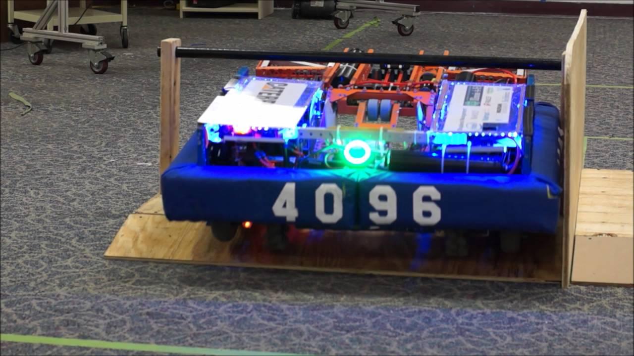 FRC Team 4096: Ctrl-Z Robot Reveal