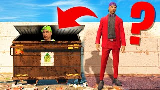 Playing HIDE And SEEK in GTA 5 ONLINE!