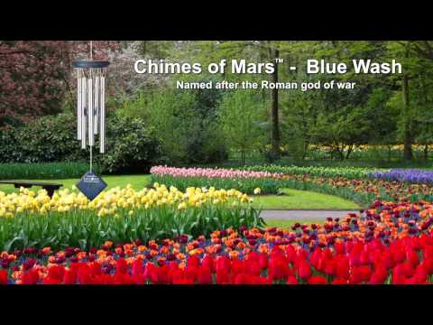 Chimes of Mars - Blue Wash by Woodstock Chimes Thumbnail