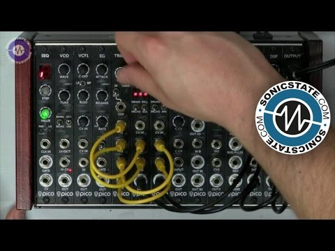 Sonic LAB: Erica Synths Pico Modular System