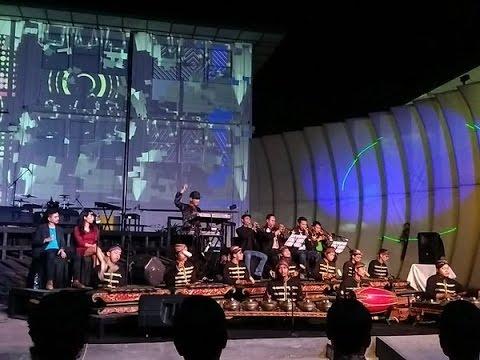 Musik Gamelan kontemporer