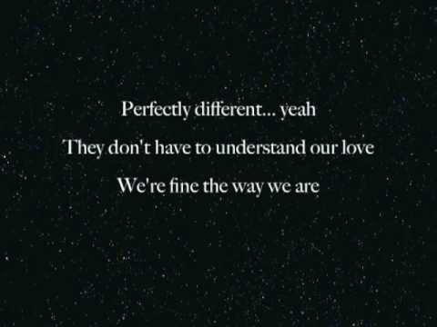 Perfectly Different Lyrics- Karina Pasian