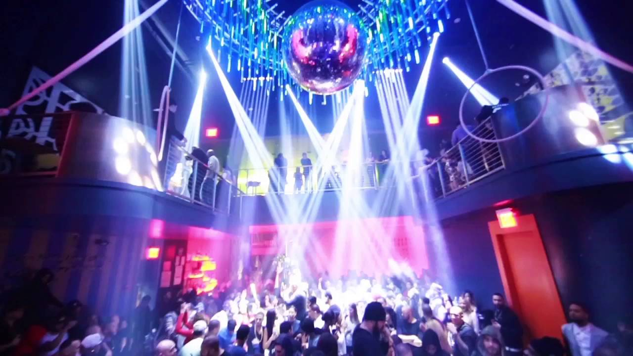 Cliff NY Nightclub Lighting Design by Tirso Lighting   YouTube. Nightclub Lighting Design Installation. Home Design Ideas