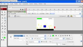 How To Make A Health Bar And Enemy In Adobe Flash CS3 Actionscript 2.0 Part 3