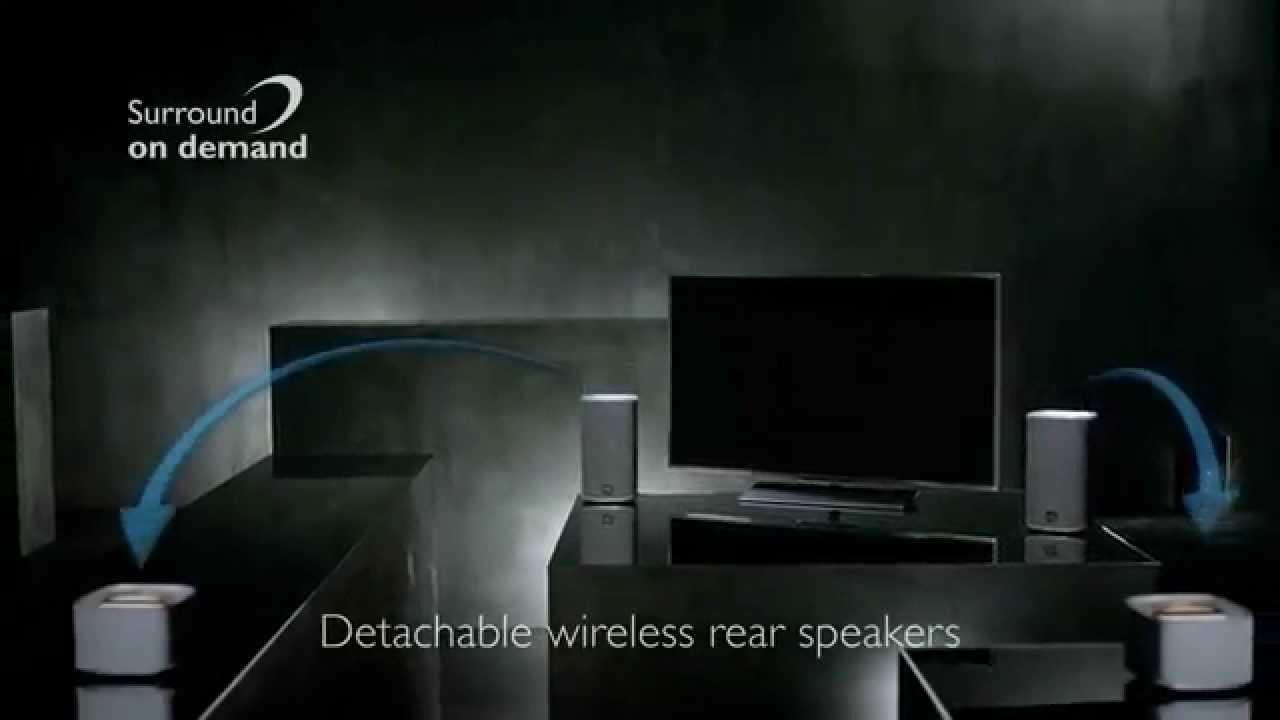 Meet the Philips Fidelio E5 - YouTube