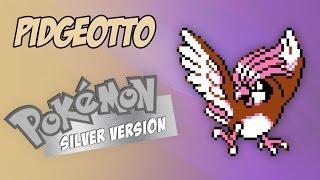 Pokemon Pixel Art - Pidgeotto (PKMN Silver)