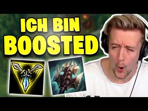Ich bin Boosted | Perrick Twitch Highlights | League of Legends thumbnail