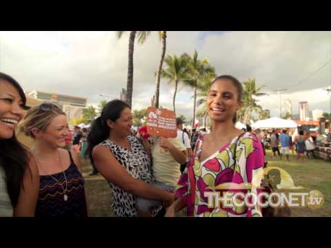 Eat The Street Hawaii with Moani Hara @eatthestreethi