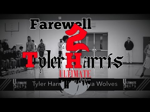 FAREWELL: Tyler Harris Scores 2500pts in 3 Seasons & Takes Tennessee Mr  Basketball!