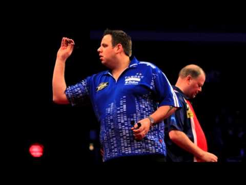 Adrian Lewis walk on song