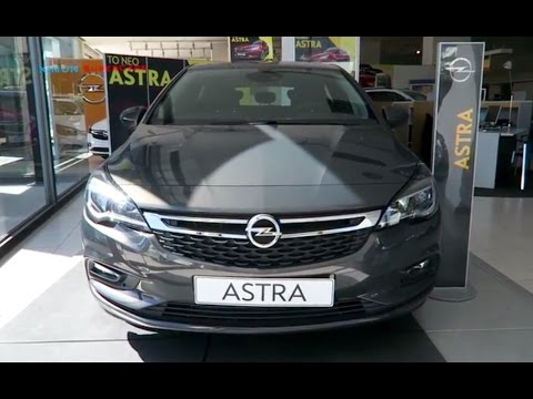 NEW 2016 Opel Astra - Exterior and Interior