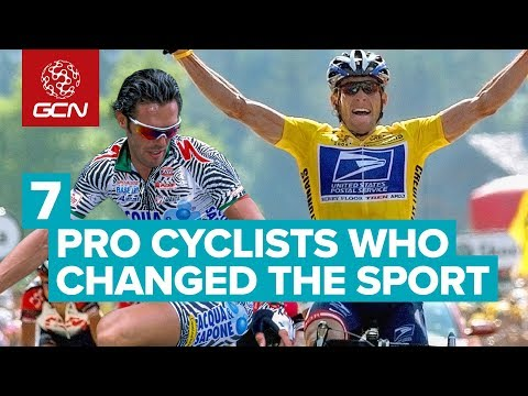 7 Pro Cyclists Who Changed The Sport | Road Cycling's Revolutionaries And Trendsetters
