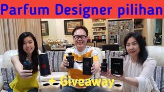 Gambar cover Parfum Designer pilihan ( indonesia parfum review)