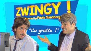 """ZWINGY S07E13 """"Ça gratte"""" (1997) - CHAISE"""