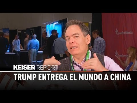 Trump entrega el mundo a China - Keiser Report en español (E1103)