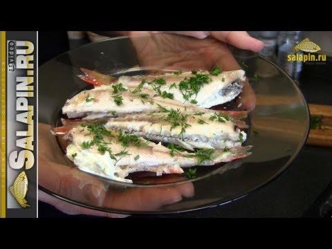 Запеченная рыба (запеченный окунь) [salapinru]