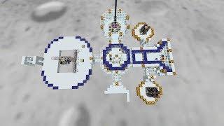 Wir bauen einen Weltraumaufzug! - Minecraft Modpack Forever Stranded #154