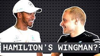 Bottas a 'Sensational Wingman' - Renault Ignores Red Bull - Ferrari to Unlock More Potential