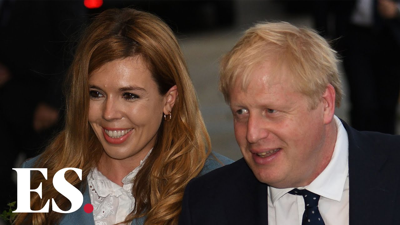 Boris Johnson and girlfriend Carrie Symonds are engaged and ...