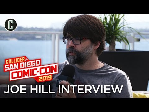 Joe Hill Interview Hill House Comics and Netflix's 'Locke & Key'