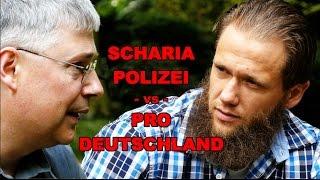 Scharia-Polizei vs Pro Deutschland - Die Sensation!