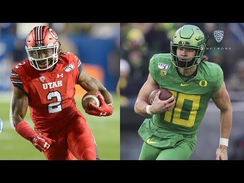 Utah Vs. Oregon Pac-12 Football Championship Game Preview