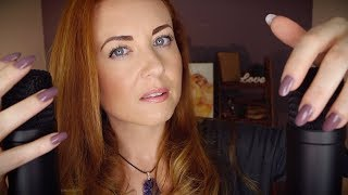 Relaxing ASMR Tapping 🤤 Tingles & Sleep 💤 11 Triggers 🎧 Whisper