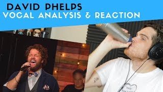 Vocal Analysis of David Phelps Most Resonant Notes