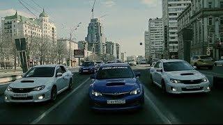 видео Любителям автомобилей марки Subaru