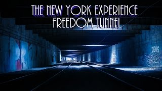 the new york experience freedom tunnel