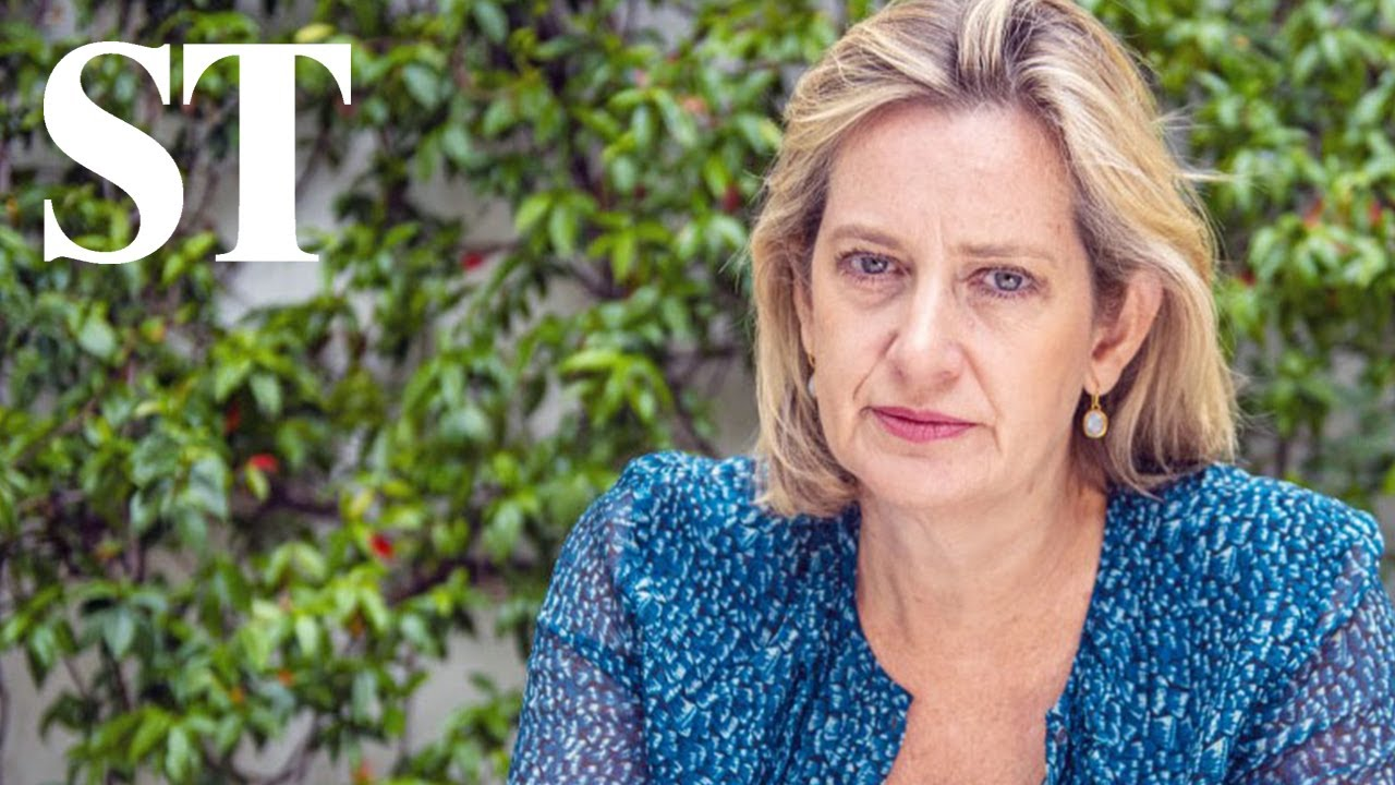 Amber Rudd on why she has left the cabinet | Sunday Times Exclusive