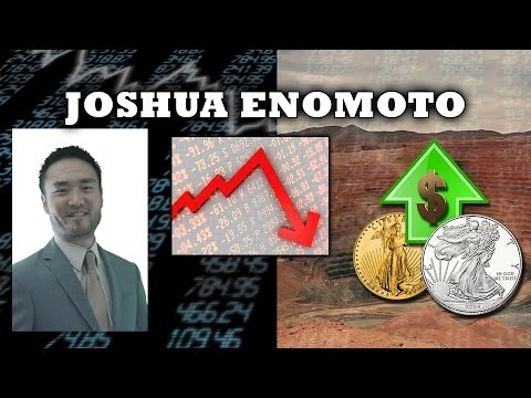 You're CRAZY if You Don't Own Precious Metals - Joshua Enomoto Interview